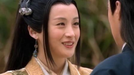 薛丁山:樊梨花和薛丁山和好了,梨花答应出山,帮薛丁山破白虎阵