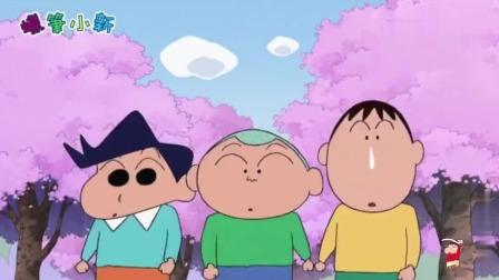 蜡笔小新第九季: 去看樱花哦