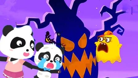 大魔王拿走了城堡里的钻石,奇奇被抓了!宝宝巴士游戏