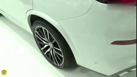 新款宝马X5 40i展示