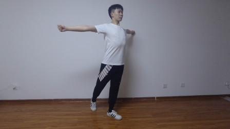 每天坚持这个动作30次,瘦得是背和胳膊,半个月人就瘦一圈