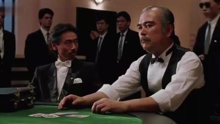 赌尊-日本赌王对战美女,以为美女刚出道好欺负
