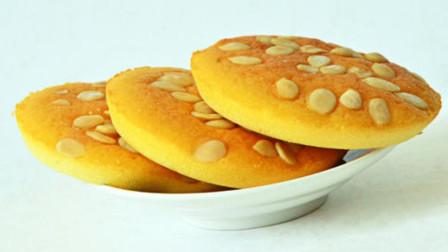 面点大师分享妙芙果仁蛋糕做法,全程纯手工,每一步都很详细!
