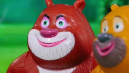 白雪公主被冰封了,熊大熊二想救白雪,需要小朋友们的力量!