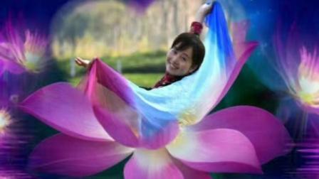 古典舞《莲花》正面完整(2018)