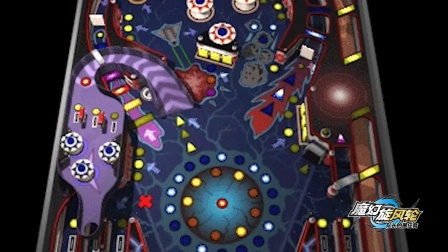 魔幻旋风轮队长的周任务 三维弹球经典玩法改编 全新创意玩法