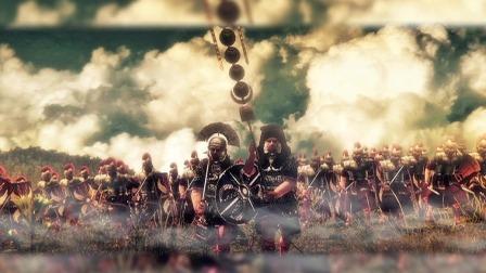 说丝路 罗马帝国走向衰亡