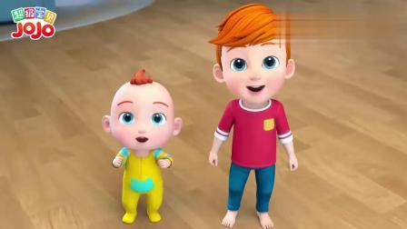 超级宝贝:妈妈要做冰淇淋,宝宝们也要来做,一起帮忙