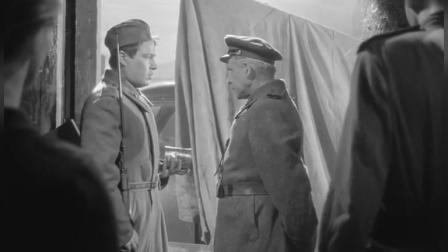 《士兵之歌》阿廖沙和女生现在可以,关明正当坐火车