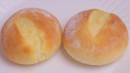 没想到这样做的法式小面包,居然这么好吃,刚出炉孩子就吃了3个