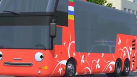 儿童玩具早教认知:公交车、翻斗车、救护车、警车!