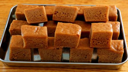 红糖马拉糕:广式风味配方,做法详细简单,软糯Q弹,和买的一样