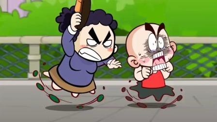 唐唐搞笑动画:我怀疑我不是我妈亲生的,但我没证据!