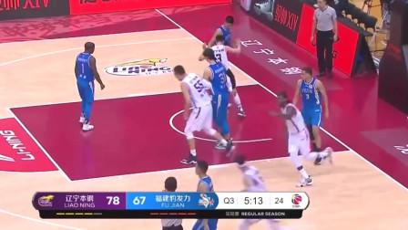 CBA篮球比赛:辽宁对战福建,到底谁才是最后的大赢家呢?