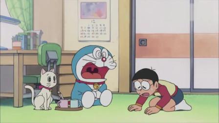 哆啦A梦:大雄弄丢了白洞笔,这下完蛋了,大家全都回不来了