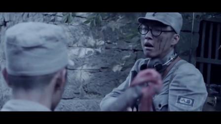 经典抗日战争片,八路军神枪手一枪打爆日军扔出的手雷(三)