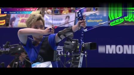 《超新星运动会》杨芸晴为嘉羿操碎了心,左眼的悲伤右眼的倔强