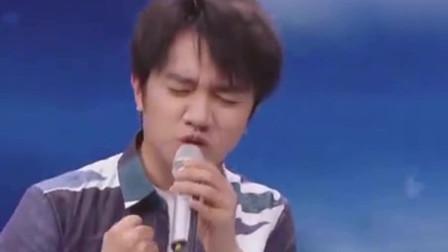 王祖蓝演绎老歌《渴望》,娜姐跳纱巾舞助力!
