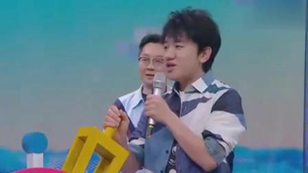 谢霆锋王祖蓝互怼放狠话,张绍刚看热闹不嫌事大,神助攻太要命!