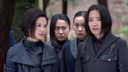 省港大营救:鬼子派出搜查队,全是穿黑衣女人,这是个神秘组织