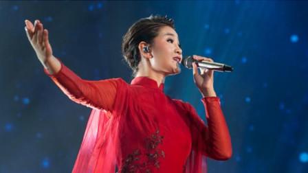 降央卓玛深情演唱《女人花》,优美歌声让人听100遍不厌