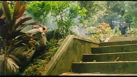 中间人:高手联合大战,,枪战激烈,场面火爆!