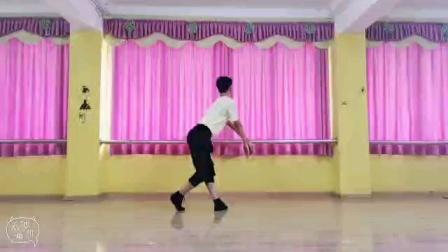 梅老师舞蹈一一心上的罗加(背面)