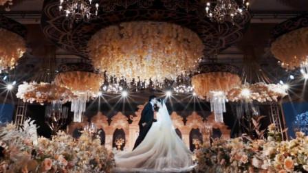 很幸运遇到了你 婚礼快剪 2020-06-28