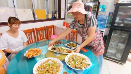 自驾到山东日照旅游,住海边渔家乐民宿吃海鲜,景点全部免费玩!