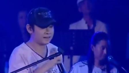 被严重低估的实力歌手,刀郎现场《冲动的惩罚》沧桑声线超震!
