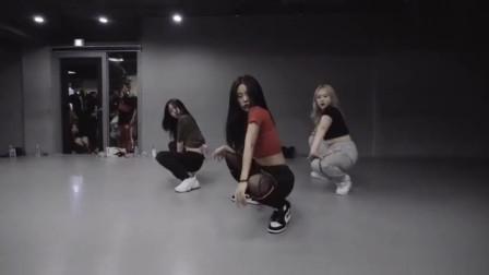 力量美感俱佳的韩国美女舞蹈!