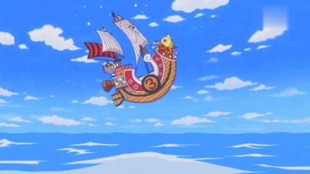 海贼王:五皇路飞登场,话说路飞数学是体育老师教的吧