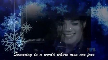 圣诞特辑迈克尔杰克逊圣诞快乐缅怀流行音乐天王