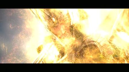 《烈阳天道》孙悟空听到饕餮大军即将攻进来,他体内的怒气,瞬间熄灭了