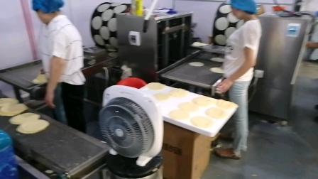 千层蛋糕皮机