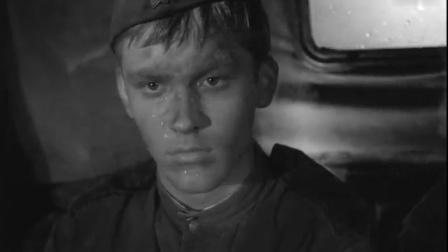 《士兵之歌》司机问阿廖沙,有没见过前线的儿子