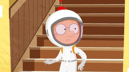 百变马丁 第四季 月球上马丁的重量是地球上马丁重量的多少?