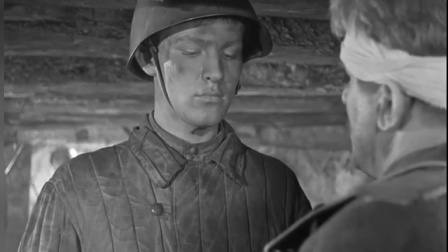 《士兵之歌》阿廖沙只要一天的时间,同意他的要求