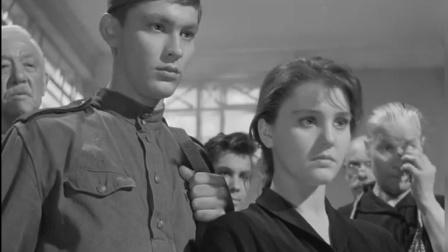 《士兵之歌》阿廖沙夸保罗夫,是一位出色的士兵