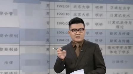 杭州余杭区街道办招8人 全是清华北大毕业生?!