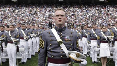 美国西点军校邀请我国演讲,短短几句话,台下就响起热烈掌声