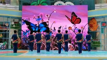 山东省首届才艺大赛爱心追梦艺术团民族舞《万全河水》精彩演出视频!