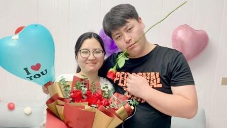 【七夕视频】德哥准备了很久,一个浪漫的求婚,只为给女友惊喜