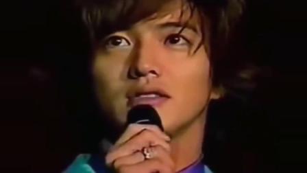 当年木村拓哉在演唱会宣布和工藤静香结婚,实在是太让人羡慕了!