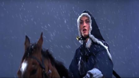 龙门金剑-白玉龙拜别师傅,要去寻找父亲,决定去关外继续寻找