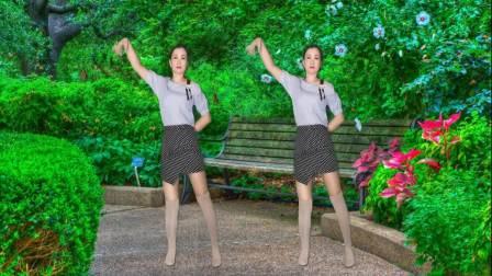 走心的步子舞 再忙再累也要放轻松 健康生活最重要