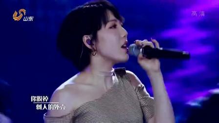 超强音浪:吴莫愁演唱《噪音》,这首歌,也就她能驾驭