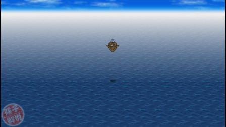 猴子解说《最终幻想2(FF2)》(第五期):第一次坐飞艇