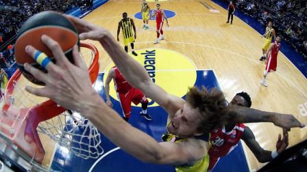 欧洲篮球艺术!十年内最佳传球集锦!