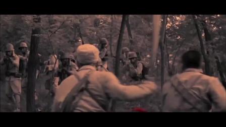 我军战士就敢于硬碰硬,在人数不占优时也敢伏击日军,将鬼子得大败
